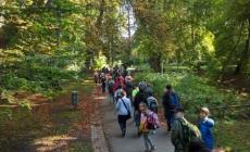 Ausflug Schillerwiesen 5. Kl. 2020