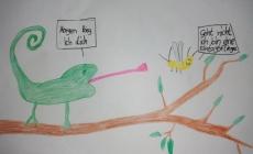 Kreatives Gestalten in den 5. & 6. Klassen in HWTG